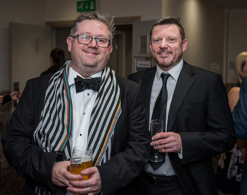 drinks reception at the altrincham chamber business awards