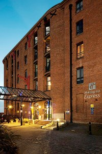 holiday inn - albert dock