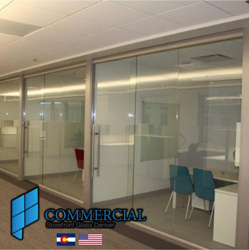 commercial storefront glass denver window door replacement 119