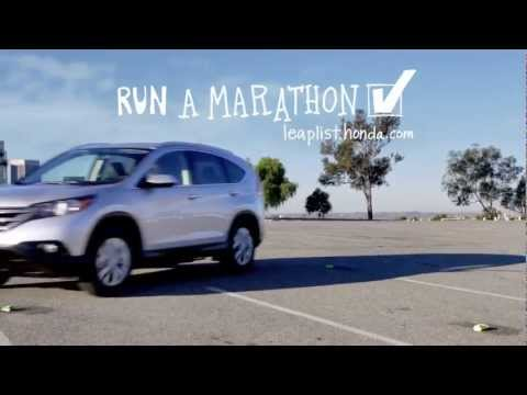"2012 Honda CR-V ""Marathon"" Commercial Song"