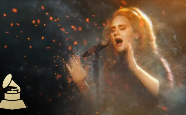 "54th GRAMMY Awards ""Adele – We Are Music"" Commercial Song"