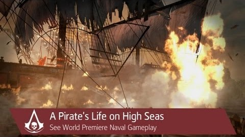 A Pirates Life on High Seas | Assassin's Creed 4: Black Flag Commercial Song