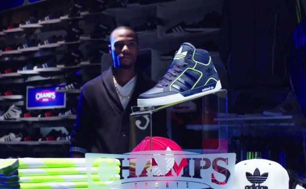 B.o.B | Champs Sports adidas Originals: adicolor Commercial Song