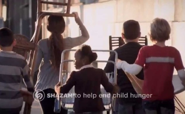 Child Hunger Ends Here Commercial Song