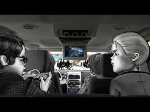 "Dodge Journey ""Animates"" Commercial Song"