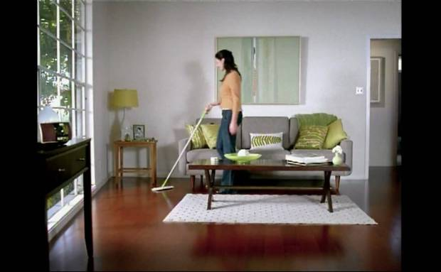 Don't You Want Me | Swiffer Commercial Song