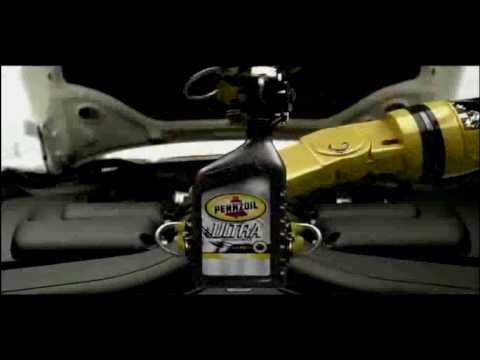 Factory Clean | Pennzoil Ultra Commercial Song