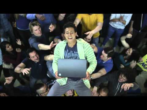 "HP ENVY 4 Ultrabook ""Hot Potato"" Commercial Song"