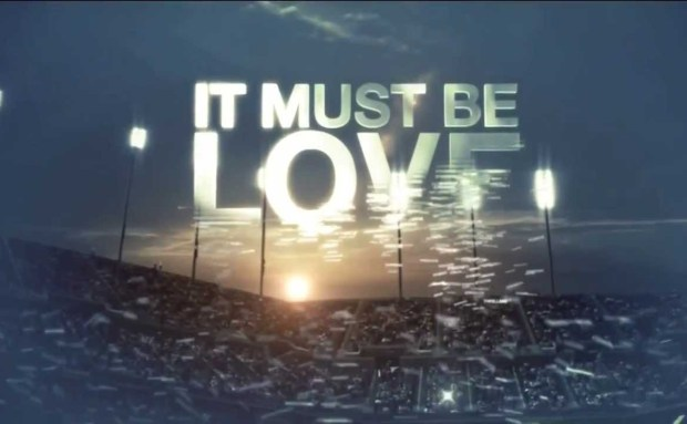 It Must Be Love | US Open Commercial Song