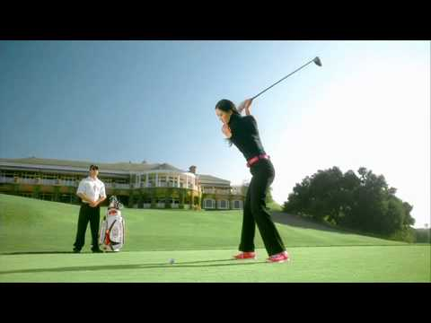 Kia Soul Michelle Wie Commercial Song