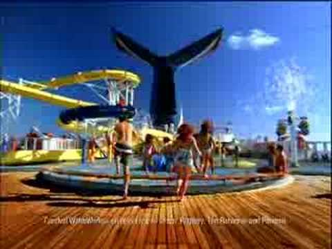 Let the Fun Begin | Carnival Cruise Commercial Song