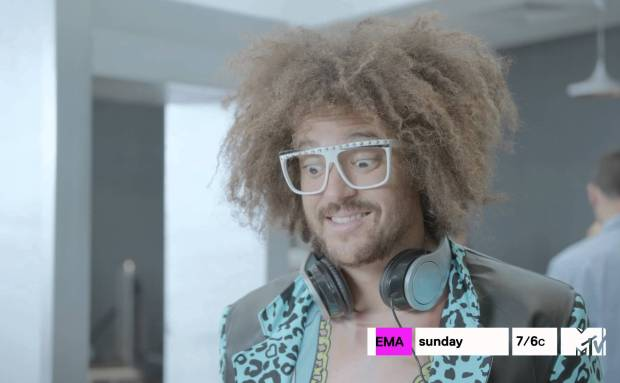 Redfoo | 2013 MTV EMA Commercial Song