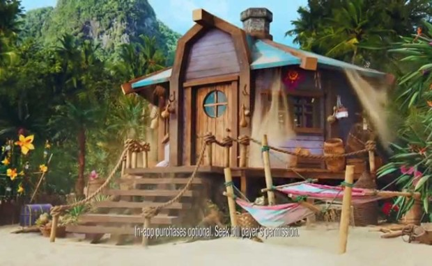 Shell | Paradise Bay Commercial Song
