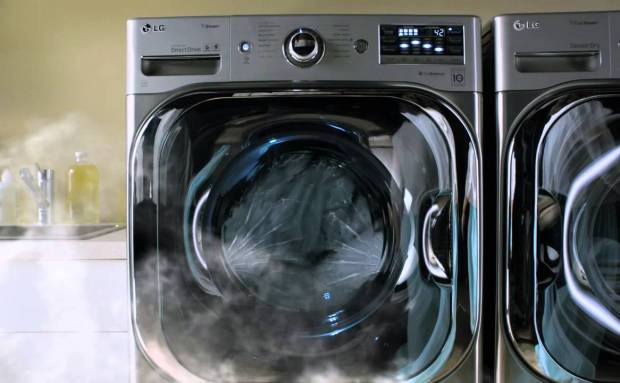 That Day is Now | LG Laundry Commercial Song
