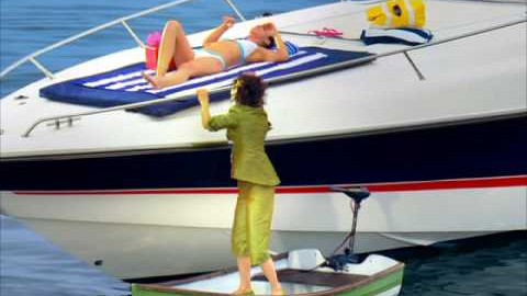 Yacht | Tampax Commercial Song