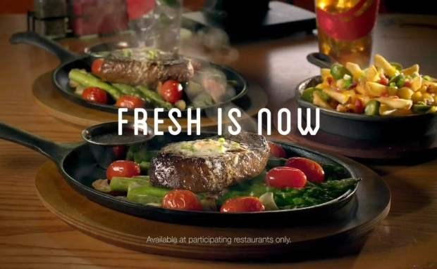 Fresh is Now | Chilis Commercial Song