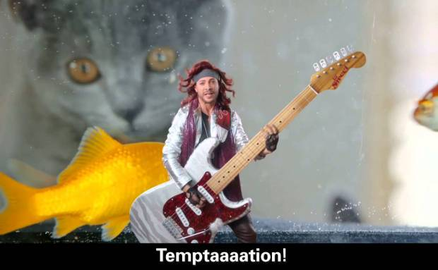 Temptation | Dr. Pepper Commercial Song
