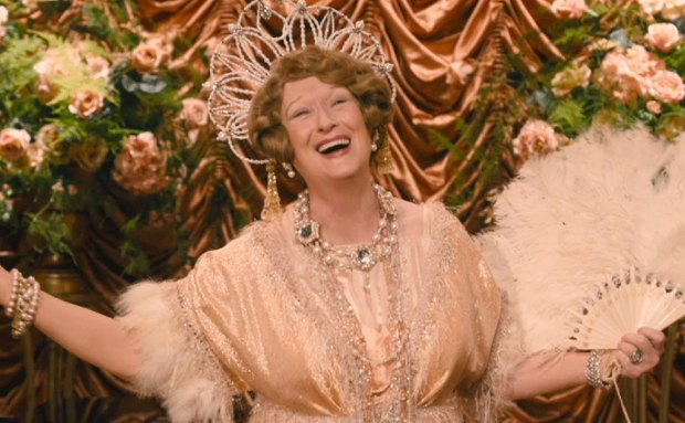 Never Before | Florence Foster Jenkins Movie TV Spot Song
