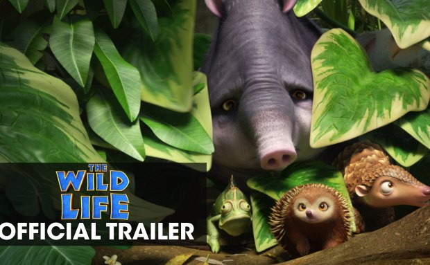 Work Together | The Wild Life Movie TV Spot Song