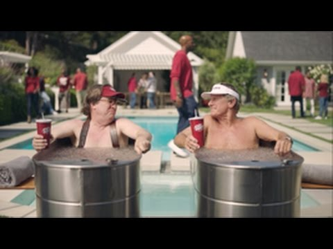 Coach Steve | Dr. Pepper Commercial Song
