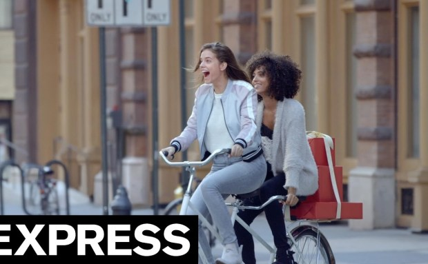 Arrive in Style | Express Holiday 2016 Commercial Song