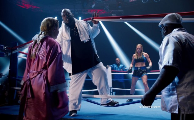 Fight Night | Old Navy Commercial Song