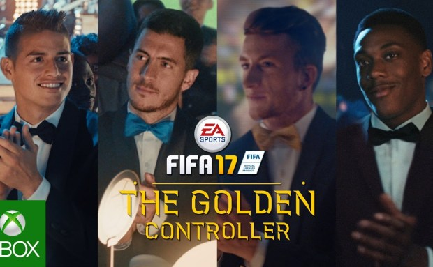 The Golden Controller | Xbox FIFA 17 Commercial Song