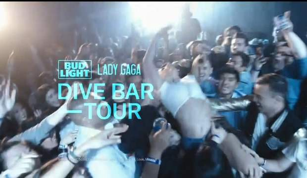 Dive Bar Tour | Budweiser x Lady Gaga Commercial Song