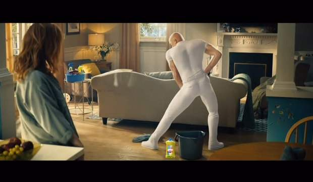 Mr. Clean Gets Dirty Super Bowl 2017 Commercial Song