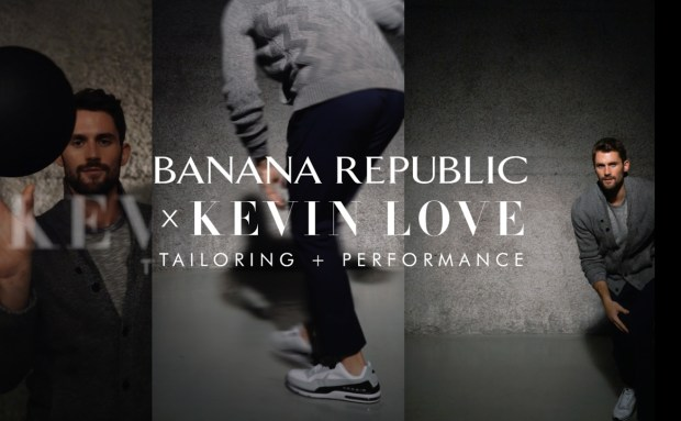 Style | Banana Republic x Kevin Love Commercial Song