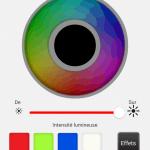 controle couleur bougie