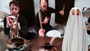 ghostbusters metal