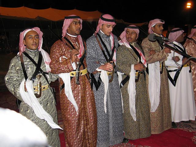 Ardah: The Art of Arabian Sword Dancing