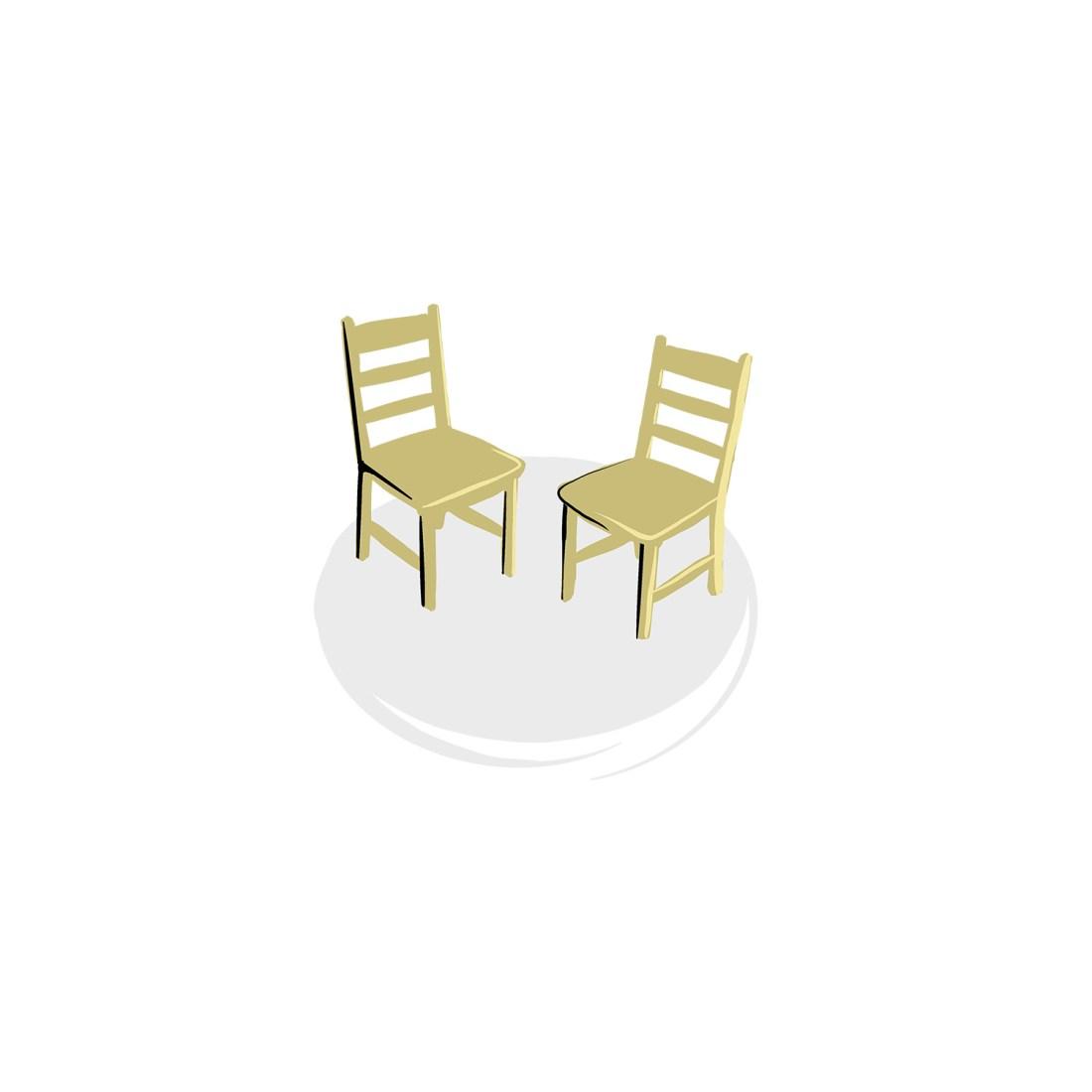 präsenz Stühle commma