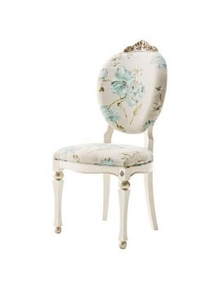 Chaise De Luxe Avec Ou Sans Accoudoir Tissu Rouge Ou Gris