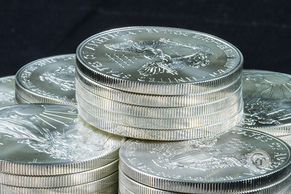 Image result for Silver Dollar Coins istock