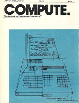 Compute! Magazine Issue #2 - Jan / Feb 1980
