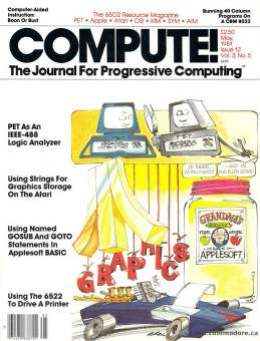 Compute! Magazine Issue #12 - May 1981
