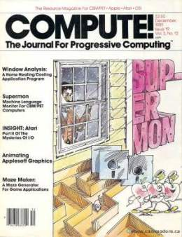 Compute! Magazine Issue #19 - December1981