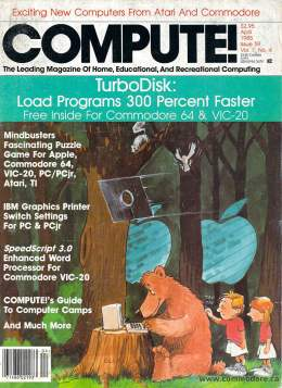 Compute! Magazine Issue #59 - April 1985