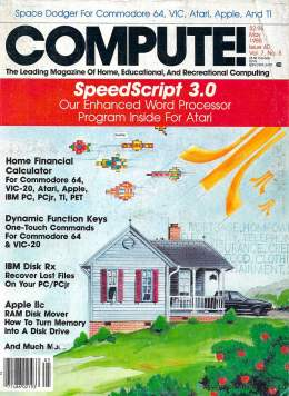 Compute! Magazine Issue #60 - May 1985