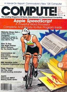 Compute! Magazine Issue #61 - June 1985