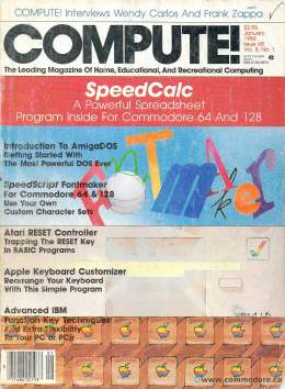 Compute! Magazine Issue #68 - January 1986