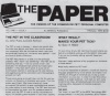 The Paper: For Owners of the Commodore Pet Personal Computer