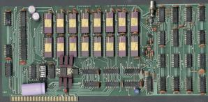 "MOS ""Visable Memory Board"""