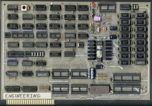 32K RAM Expansion Card for KIM1
