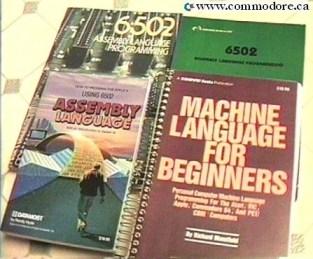 6502_programming_books