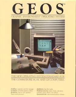 GEOS Commodore Operating System