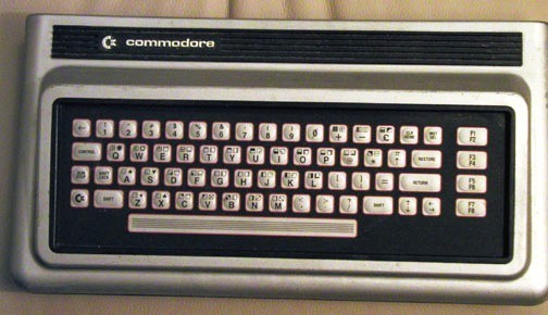 COMMODORE MAX MACHINE / ULTIMAX PROTOTYPE: This photo was provided by Michael Tomczyk in November of 2004. It is part of his personal collection. This chassis appears to be the same as the production model.