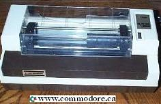 COMMODORE VIC 1515 DOT MATRIX PRINTER: The VIC 1515 is was a real production printer so it really does not belong on this list, however, there seem to be precious few of them around today (2002) so here it is!